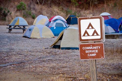 AISP Service Camp Site