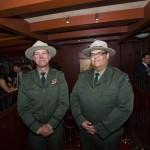Steve Schory - AISP Supervising Ranger and Ben Fenkell - AISP Interpreter