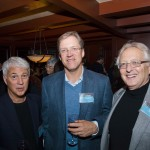 Jon d'Alessio - AIC Board of Directors, Urban Koagedal, and Skip Spaulding - AIC Board Vice President