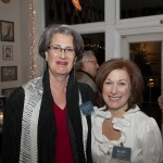 California State Parks Executive Director, Elizabeth Goldstein and AIC Board President, Gail Dolton