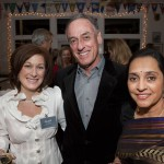 Gail Dolton - AIC Board President, Thomas Peters, Ph.D. - President & CEO of Marin Community Foundation and Sudha Pennathur - AIC Board of Directors