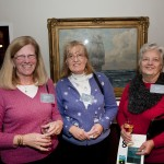 AISP Volunteers Lynn Eichinger, Sandy Smith and Sue Kokos