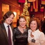 William & Jaime Heaps, and Gail Dolton - AIC Board President