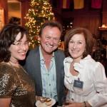 Lisa Klairmont, Harold Kliederman and Gail Dolton - AIC Board President