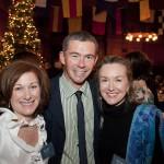 Gail Dolton - AIC Board President, Laurent & Jessie Boucher