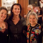 Jane Weil, Aimee Brown - AIC Board of Directors, Rita Fink, and Marjorie Schlenoff