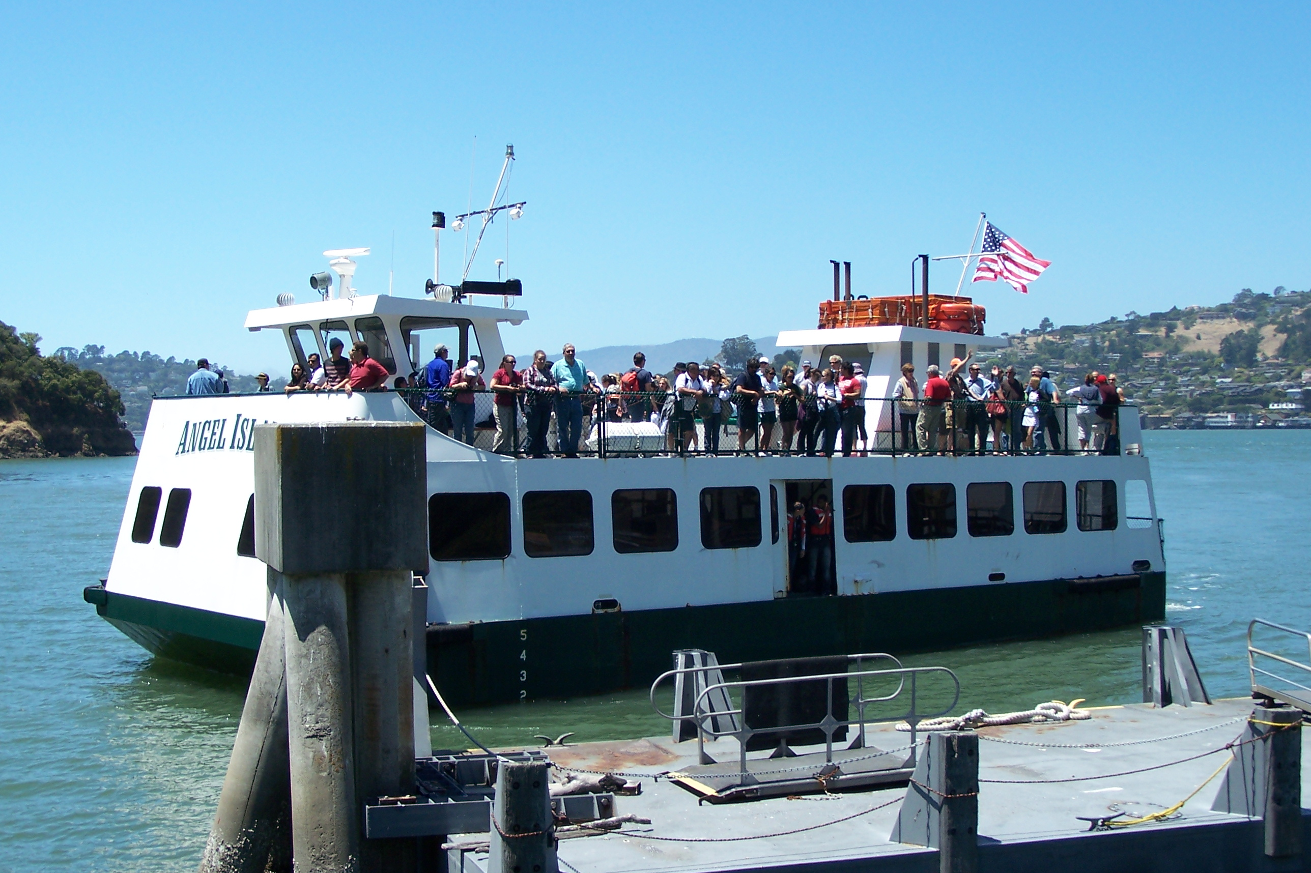 4th of July Angel Island 2013