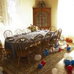 Quarters 10 - Dinning Room