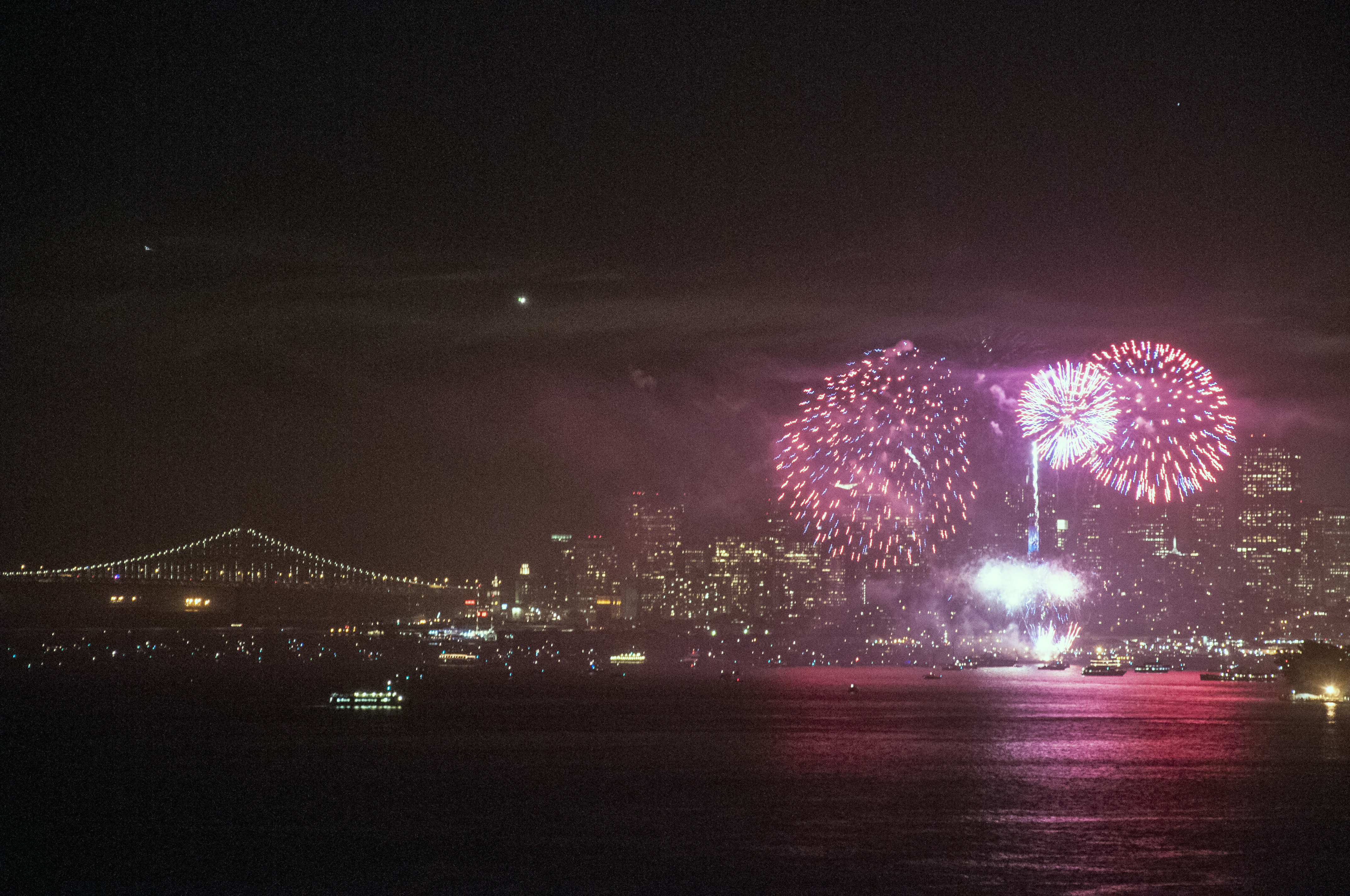 Angel Island 4th of July 2013