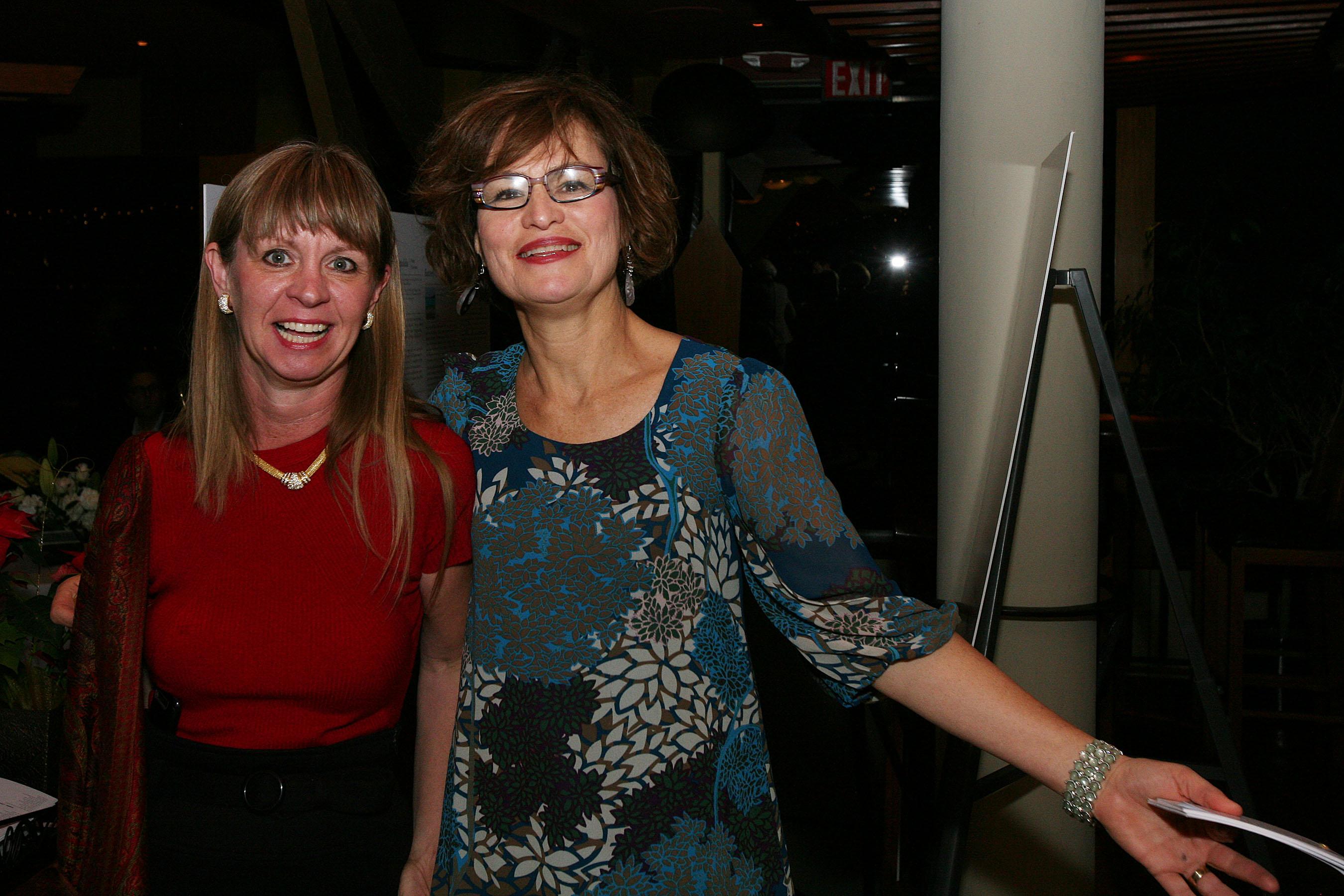 Jacquie Klose - AIC Operations Manager and Lisa Eltinge - Development Consultant