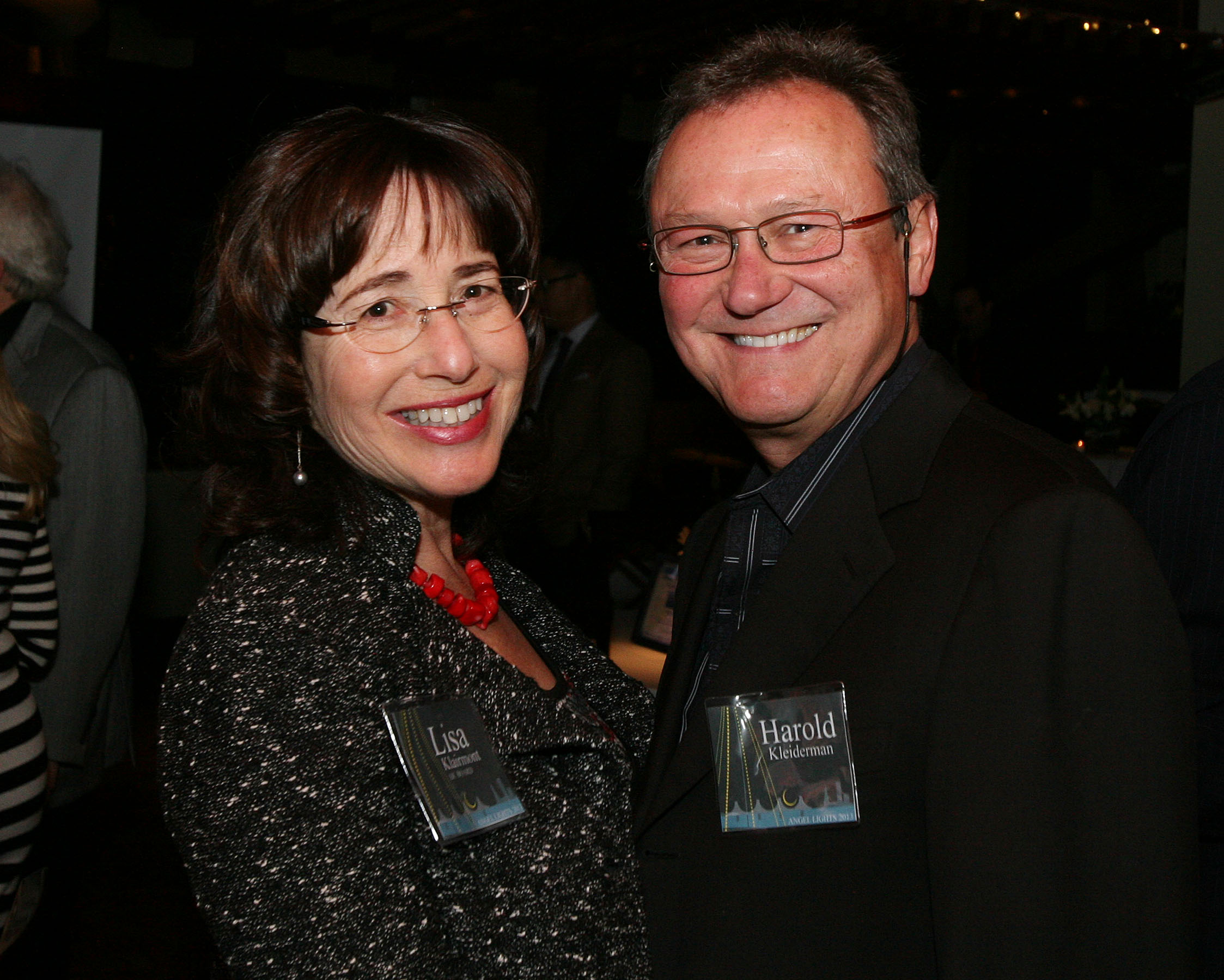 Lisa Klairmont - AIC Board of Directors and Harold Kleiderman