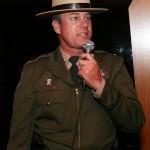 Steve Schory, AISP Supervising Ranger