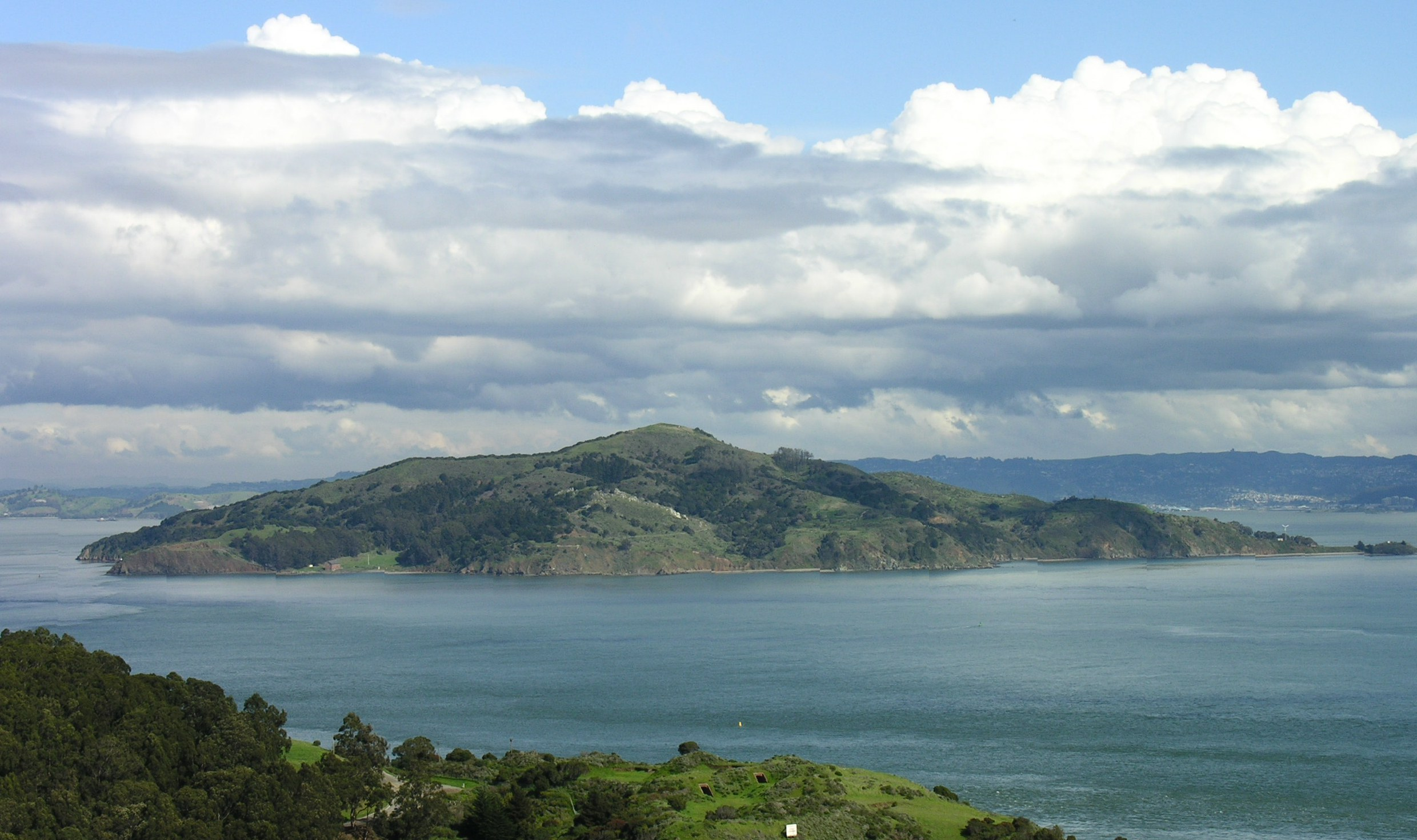 Discover Angel Island State Park