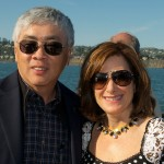 Angel Island Immigration Station Foundation Board President, Buck Gee and Gail Dolton