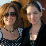 Gail Dolton and Event Consultant Jennifer Rost