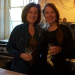 Gail Dolton - Angel Island Conservancy Board of Directors and Development Committee Chair with Jessie Boucher - Jessie et Laurent